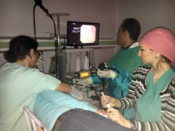 Endoskopi nasıl yapılır? 1
