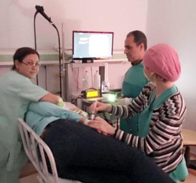 bayıltarak endoskopi işlemi