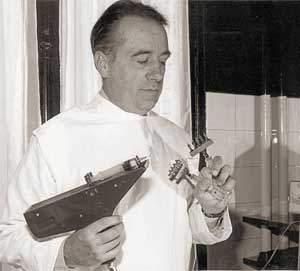 Dr. Michel Pistor, 1952/Fransa
