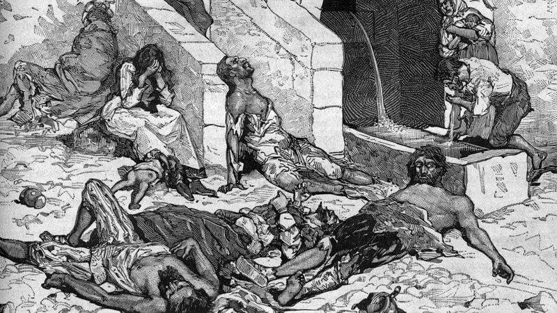 Kara Ölüm - Veba Salgını